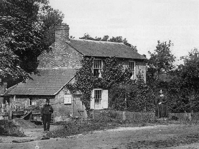 Bramley Wharf Cottage c1870