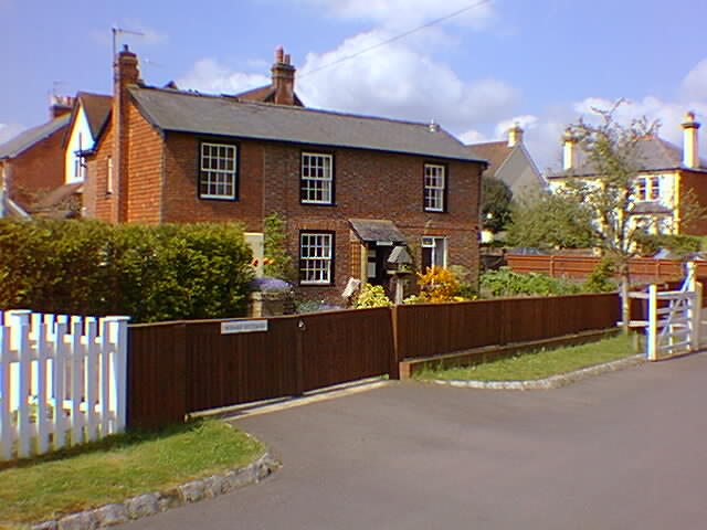 Bramley Wharf Cottage 2001